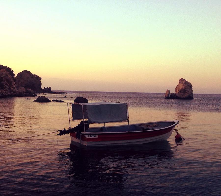 Cyprus Fishing