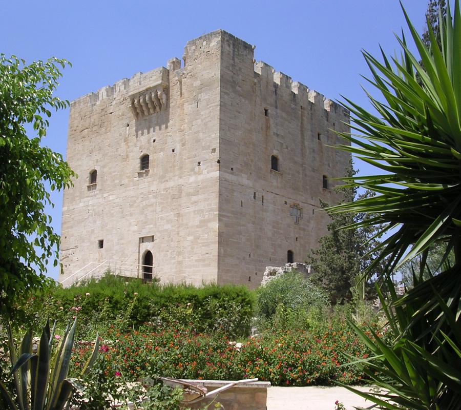 Cyprus Historic Sites