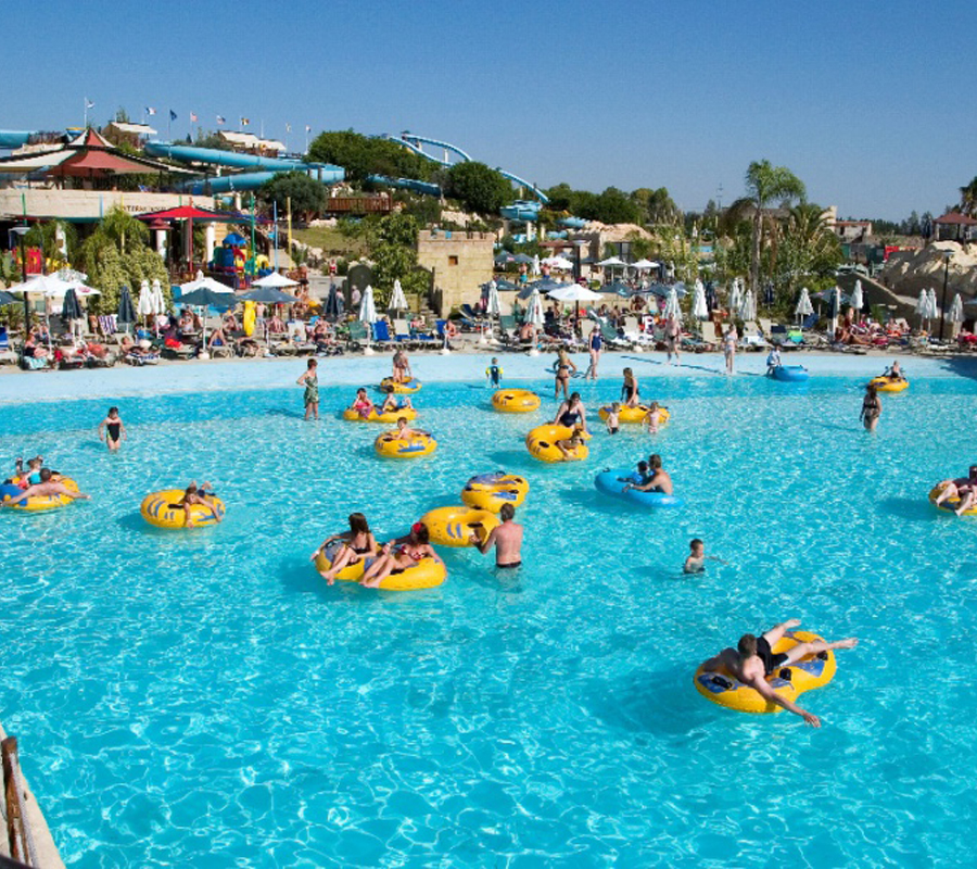 Cyprus Water Parks