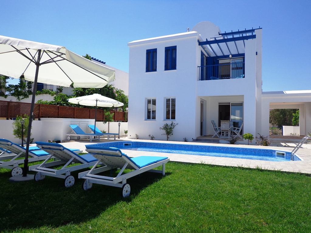 Villas In Polis Cyprus