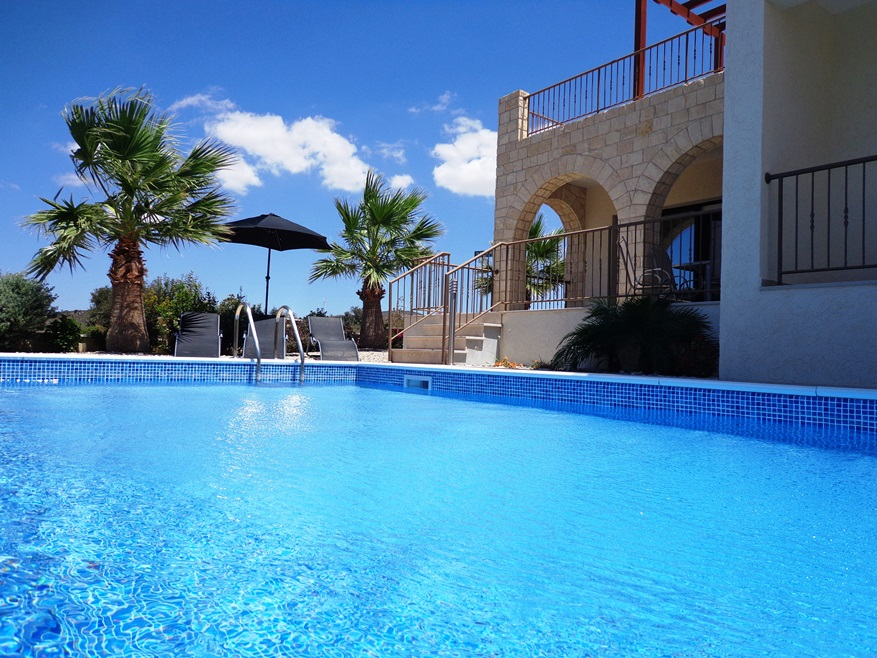 Secret Valley Holiday Villa Cyprus Pool