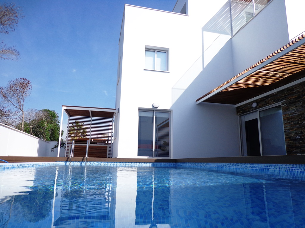 plage residence holiday villa kato pafos aristo developers rentals