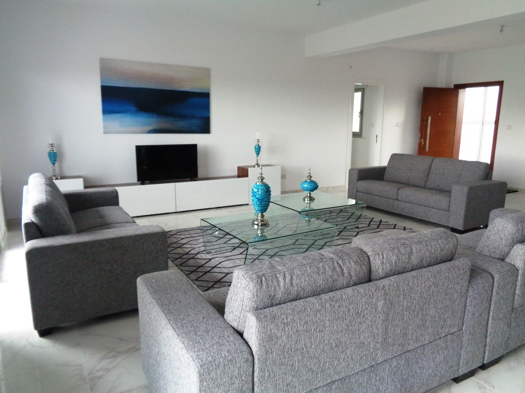 Four Bedroom Apartment For Rent Pafos
